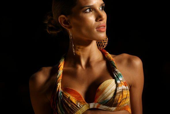Raica Oliveira, hermosa modelo brasileña disputó varios 'partidos' senti...