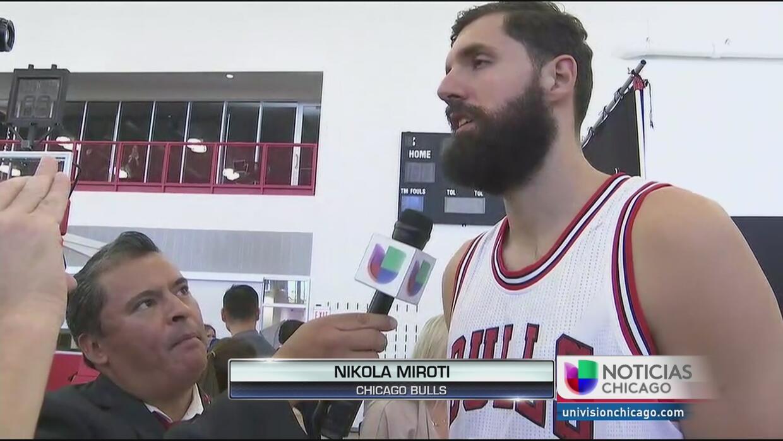 Bulls listos para la pretemporada