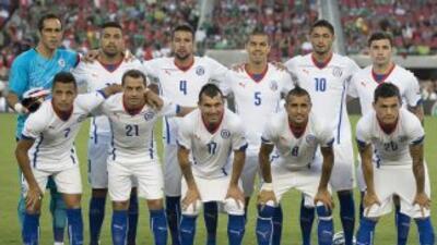 Chile mostró un nivel muy aceptable en su duelo ante el Tri.