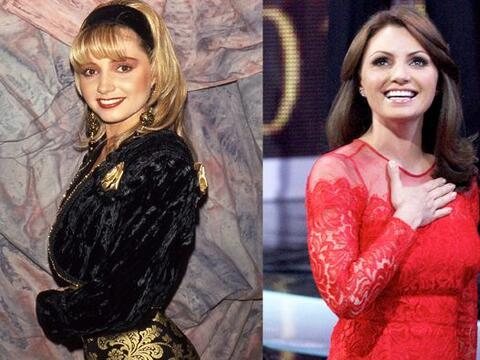 Angélica Rivera dejó las telenovelas desde que se cas&oacu...