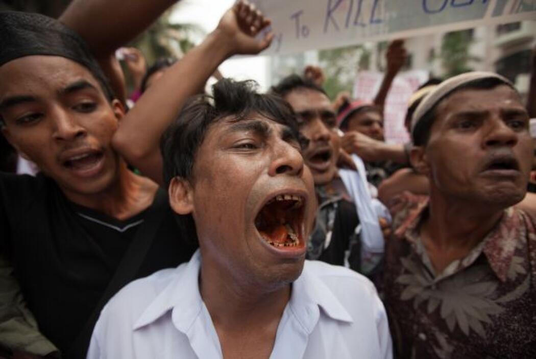 Naciones Unidas advirtió este viernes que el rebrote de violencia sectar...