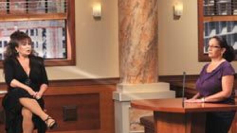 Iris Chacón apoyó a la jueza en Veredicto Final c870619379004a59a146a30f...