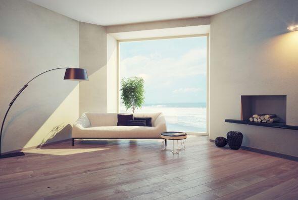 1) Vuélvete minimalista. A veces, no es cuestión de sumar, sino de resta...