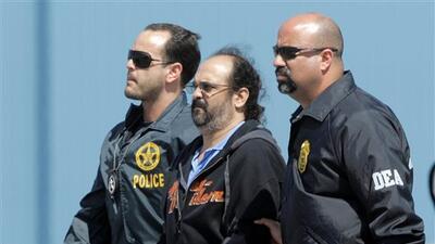 Foto de archivo del 13 de mayo de 2008