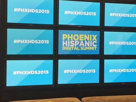 """Todo un éxito fue la Cumbre """"Phoenix Hispanic Digital""""..."""