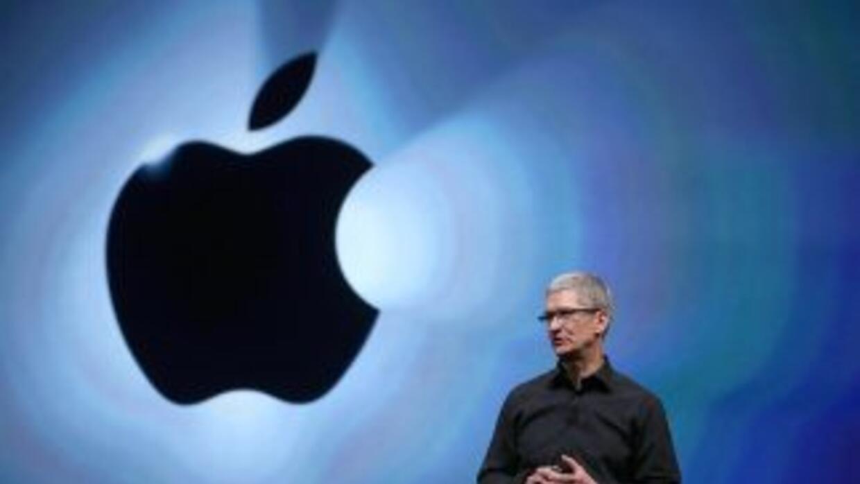 Además del iPhone 5, Tim Cook presentó la renovación de la línea de iPod...