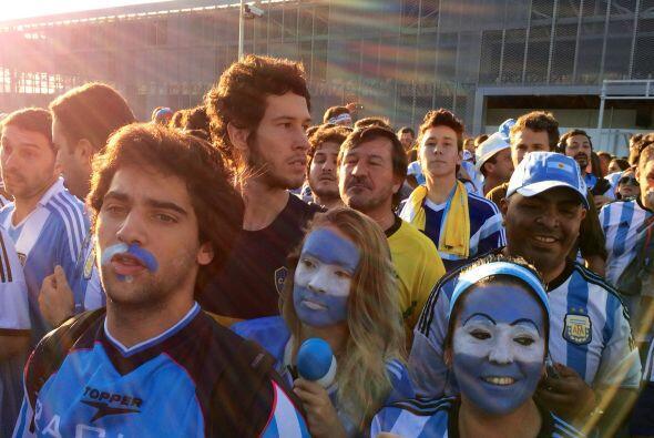 Además puedes seguir los partidos del Mundial por Univision.