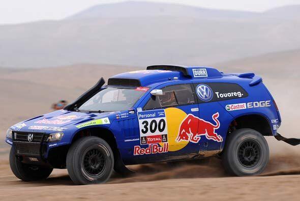 El rally Dakar se acerca a su final y la competencia está cada ve...