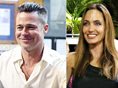 ¿Qué tiene a Brad y Angelina tan felices? Mira aquí los videos más chism...