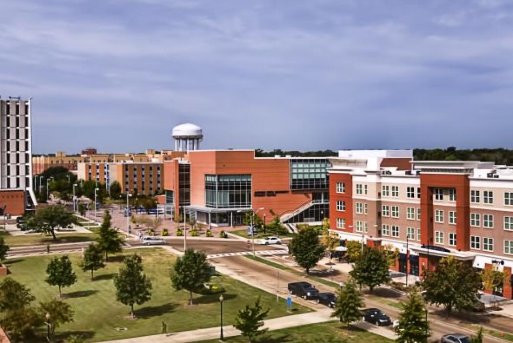 Jackson State University: Jackson - Número de Estudiantes: 8,903 - Críme...