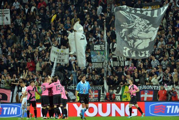 Por si era poco, la 'Vecchia Signora' consiguió un cuarto gol.