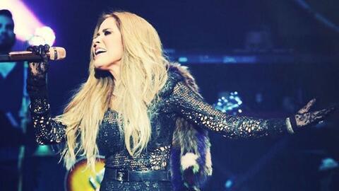 La Trevi es una de las cantantes mexicanas más exitosas en Latinoamérica.
