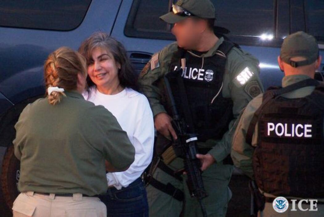 En 2012 las autoridades mexicanas entregaron a Sandra Ávila a EEUU, para...