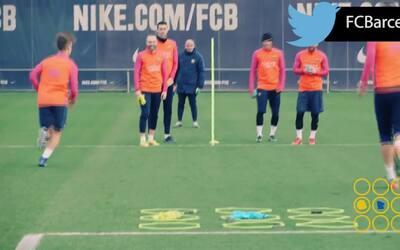 Neymar es terrible para el juego del gato