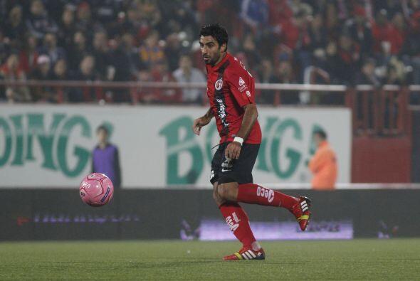 Anotó el gol de la victoria ante Rayados de Monterrey al minuto 85, jugó...