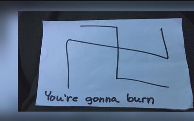 Encuentran mensajes antisemitas en casas y en un centro judío Oak Park