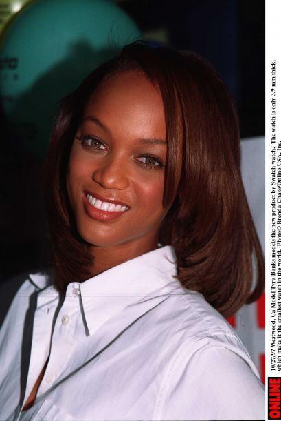 Tyra Banks nació el 4 de diciembre de 1973 en California y de joven sufr...
