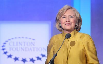 Vínculos entre el Departamento de Estado y la Fundación Clinton levantan...