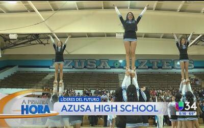 Líderes del futuro: Azusa High School
