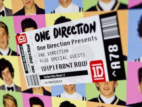 La agrupación 'One Direction' se ha convertido en un 'boom', pues...