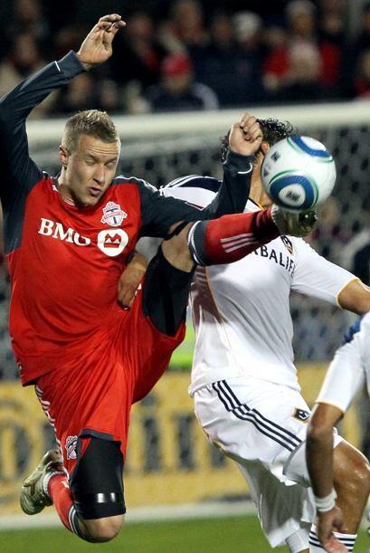 El equipo canadiense tuvo una estupenda oportunidad en el segundo tiempo...