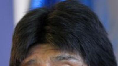 El Gobierno del presidente Evo Morales nacionalizará la compañía minera...