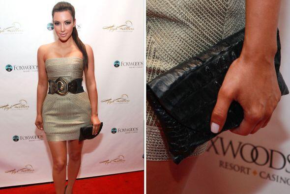 Una de las tendencias que ha seguido por años la famosa es llevar...