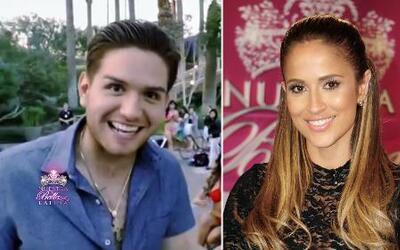 El Dasa y Jackie Guerrido: Dos invitados muy especiales en Nuestra Belle...