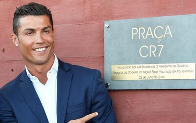 El aeropuerto de Madeira llevará el nombre de Cristiano Ronaldo.