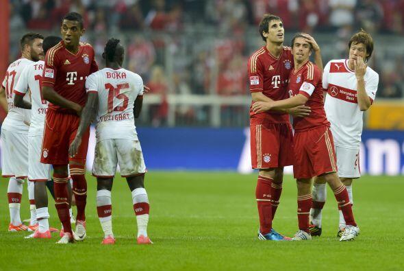 El subcampeón de la pasada edición, el Bayern de Munich, quiere quitarse...