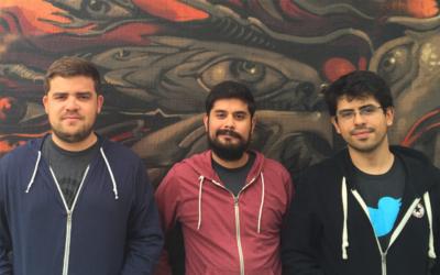 Ríos, García y Betancourt, los fundadores mexicanos de Bri...