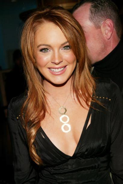 Lindsay Lohan poseía uno de los rostros más bellos de Hollywood.