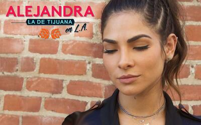 Alejandra la de Tijuana en LA