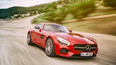 El nuevo deportivo de Mercedes-Benz luchará directamente con el Porsche...