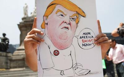 Los mexicanos le dicen a Trump lo que Peña Nieto calló
