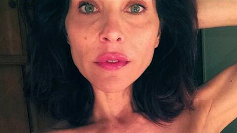 Lorena Meritano mostró las cicatrices en sus senos tras vencer el cáncer
