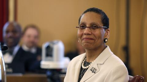 heila Abdus-Salaam tenía 65 años y había sido confirmada como jueza de l...