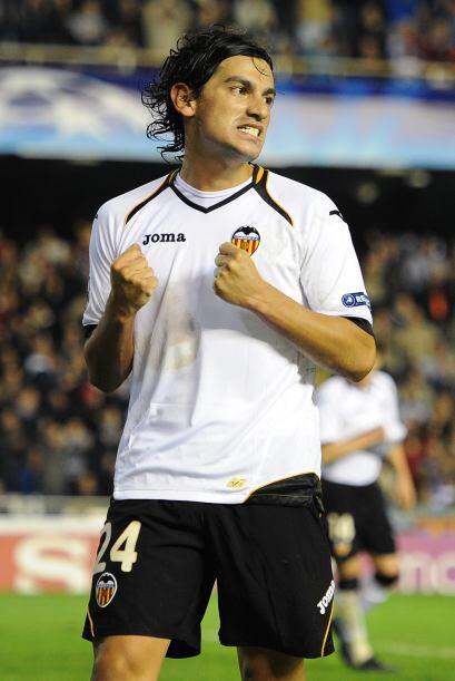A este futbolista argentino no sólo le dicen 'Tino' tambié...