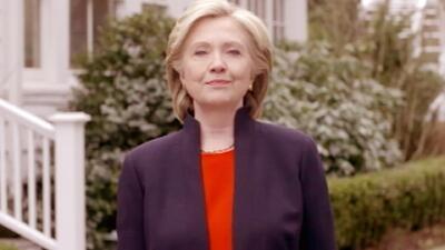 ¿Es el momento de Hillary Clinton para llegar a la presidencia?