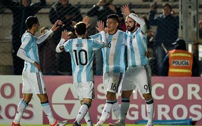 Argentina vence por la mínima a Honduras en ensayo rumbo a la Copa Améri...