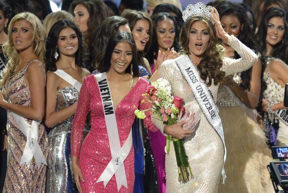 El top five estuvo conformado nada menos que por Ecuador, Brasil, España...