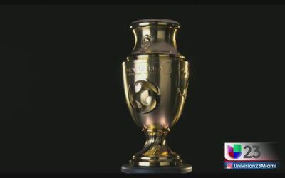 Conoce al diseñador del trofeo de la Copa América Centenario