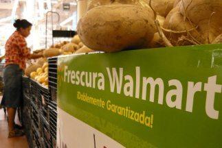 Las acciones de Wal-Mart se recuperaron este miércoles, luego de dos baj...