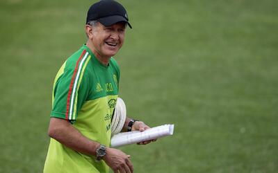 """Osorio y la Copa Confederaciones: """"Podemos tener una alegría y competire..."""