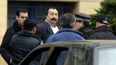 Piden Galvarino Apablaza sea extraditado a Argentina.