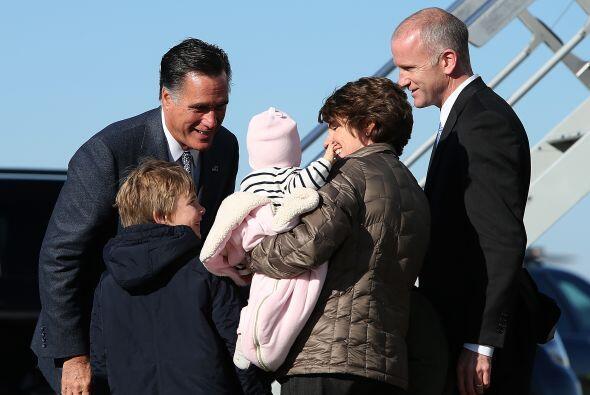 Los asesores de Romney se han mostrado confiados respecto a las opciones...