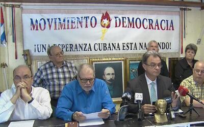 Movimiento Democracia ya maquina una estrategia para luchar contra una p...