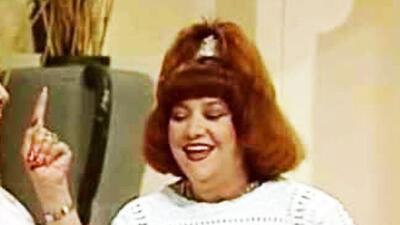 """Finalmente, tenemos a María Luisa Alcalá, quien interpretó a """"Remedios L..."""