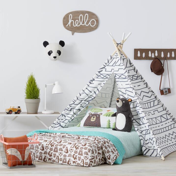 Decoraciones para cuartos de niños y niñas