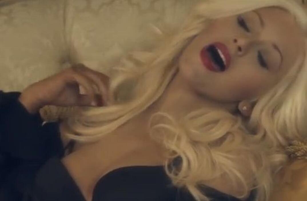 """15. Christina Aguilera """"Hoy tengo ganas de ti""""... y mañana, y pasado y l..."""
